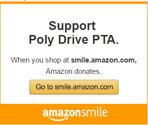 Donate to Poly PTA when you use AmazonSmile